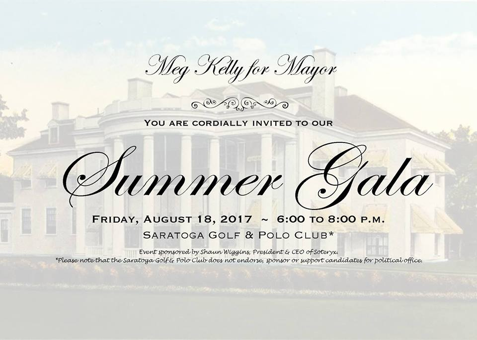Summer Gala to benefit Meg Kelly @ Saratoga Golf & Polo Club | Saratoga Springs | New York | United States